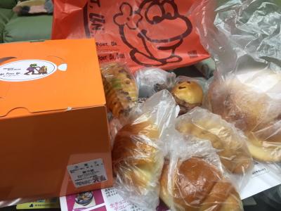 千葉市稲毛区、パン屋画像