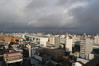 名古屋の空画像