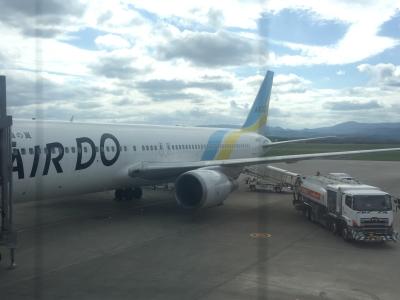 北海道旭川空港画像