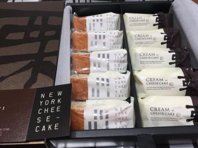 ニューヨークチーズケーキ画像
