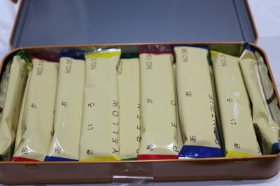 サクラクレパス、チョコサンドクッキー画像
